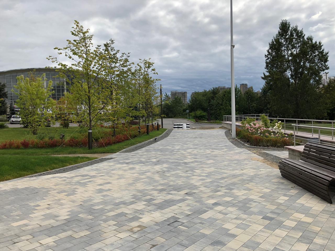 МГИМО – парковая зона