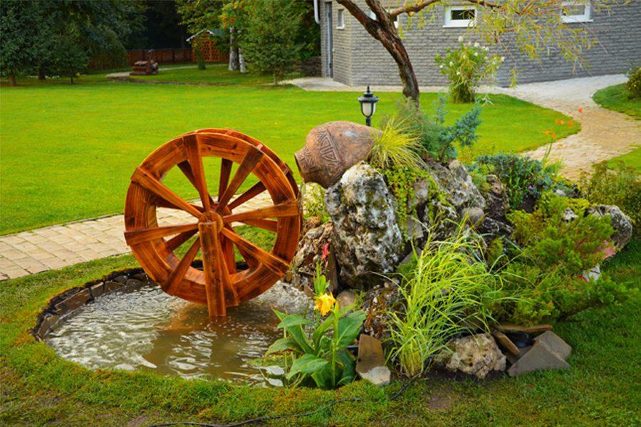 Как достичь гармонии в ландшафтном дизайне загородного дома