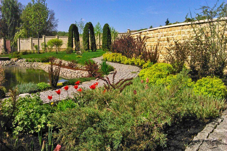 Тематики в садовом дизайне