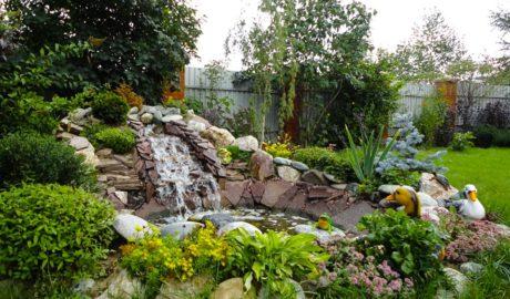 Ландшафтный дизайн, создание водоёмов, благоустройство и озеленение